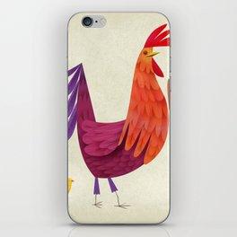 Nerw Morning Parade iPhone Skin