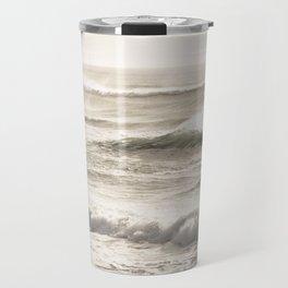 Windswept Waves Travel Mug
