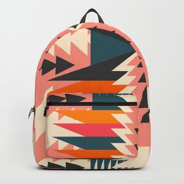 Colorful ethnic decoration Backpack