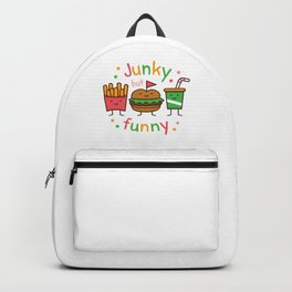 Junky but Funny Backpack