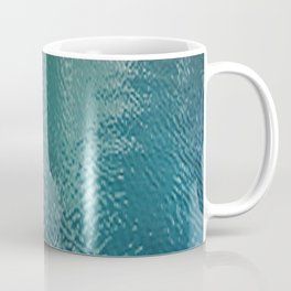 watery face Coffee Mug