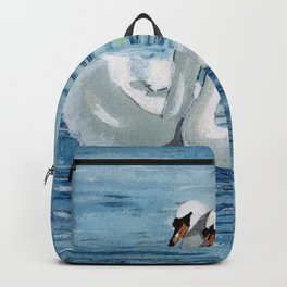 Two Swans Backpack