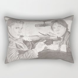 The Winchester Brothers Rectangular Pillow