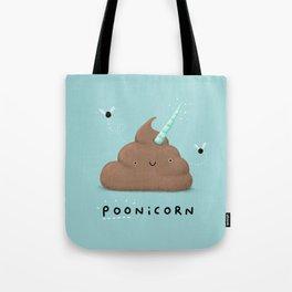 Poonicorn Tote Bag