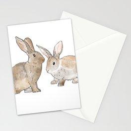 Rabbit Rabbit Stationery Cards