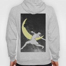 The moon believer. Hoody