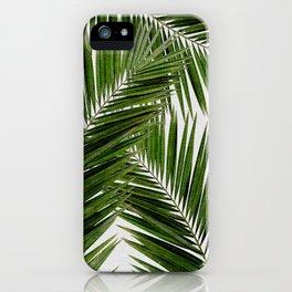 Palm Leaf III iPhone Case