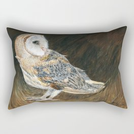 The Night Hunter by Teresa Thompson Rectangular Pillow