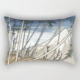 View of Fuji # 1 Rectangular Pillow