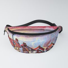 Sweet Whitby Fanny Pack