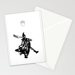 MARCH ON Stationery Cards
