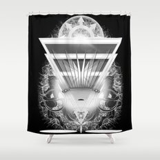 Guardians Shower Curtain