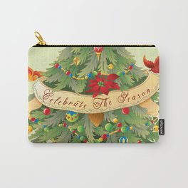 Celebrate The Season Carry-All Pouch