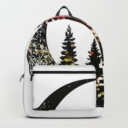 Half Moon forest Backpack