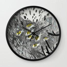 Sergeant Major Wall Clock