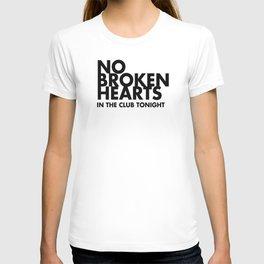 NO BROKEN HEARTS T-shirt