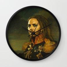 Tim Minchin - replaceface Wall Clock