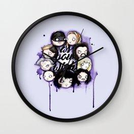 As You Wish 2.0 Wall Clock