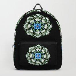 Folkloric Flower Crown Backpack