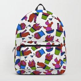 Cacti paradise pattern Backpack