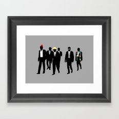 Every Doctor Has His Day Framed Art Print
