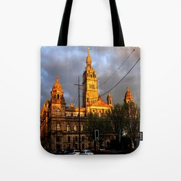 Glasgow City Chambers 1 Tote Bag