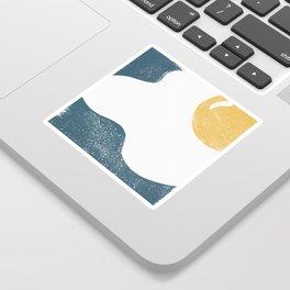 Sunny Side II Sticker