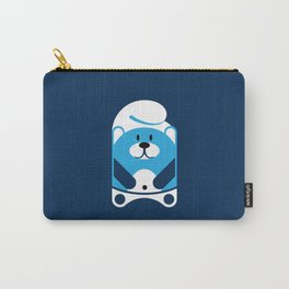 Bear Smurf Carry-All Pouch