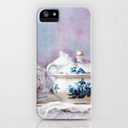 VINTAGE CHINA iPhone Case