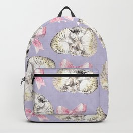 Kittens and Bows Backpack