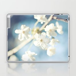 Flowers in the Sky Laptop & iPad Skin