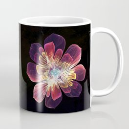 Tibet Sea Flower Coffee Mug