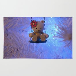 Beargguy Christmas. Rug