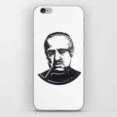 Marlon Brando iPhone & iPod Skin