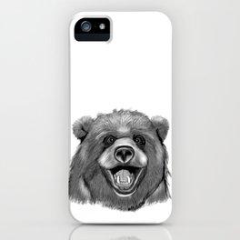 Happy Bear iPhone Case