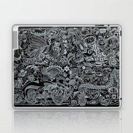 Ancient Figures II Laptop & iPad Skin
