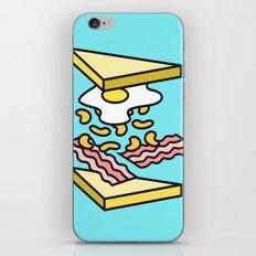 Sandwich iPhone & iPod Skin