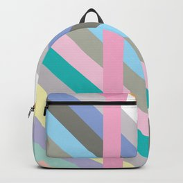Pastel colors Backpack