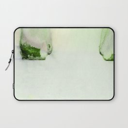 A Serene Life 2D - by Kathy Morton Stanion Laptop Sleeve