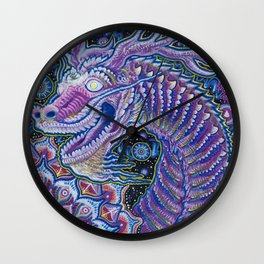 Chinese Dragon - Every Day Is A New Year Wall Clock