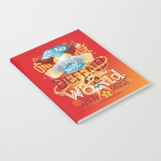 Defend the world Notebook