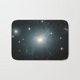 Dusty spiral galaxy Bath Mat