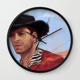 Sebastian Woody Stan Wall Clock