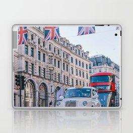 London England Street (Color) Laptop & iPad Skin