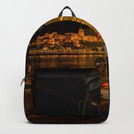 Ghost tram Backpack