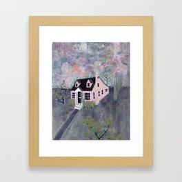 Home Sweet Dream Home Framed Art Print
