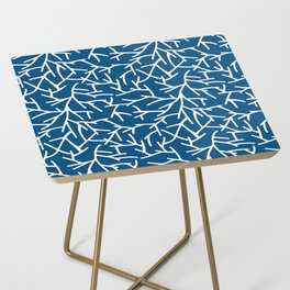 Branches - Blue Side Table