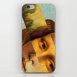 Mona Lisa iPhone Skin