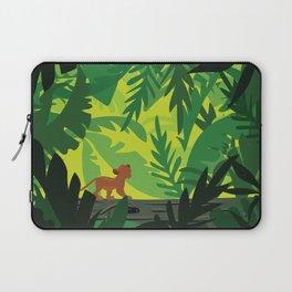 Lion King - Simba Pattern Laptop Sleeve
