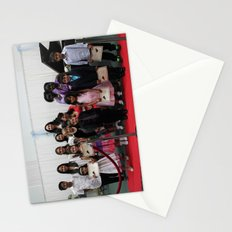 Class Picture Stationery Cards